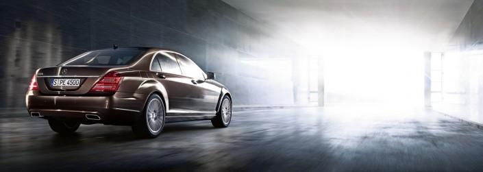 Mercedes Benz S-Class 01 ist ein Car Composing der Tobias Winkler - Bildbearbeitung München.