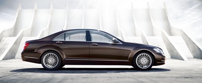 Mercedes Benz S-Class 03 ist ein Car Composing der Tobias Winkler - Bildbearbeitung München.
