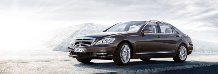 Mercedes Benz S-Class 04 ist ein Car Composing der Tobias Winkler - Bildbearbeitung München.